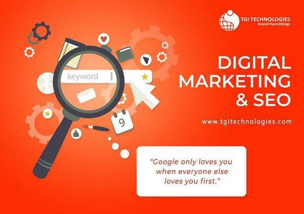 Digital Marketing and SEO Company in Kochi |TGI Technologies