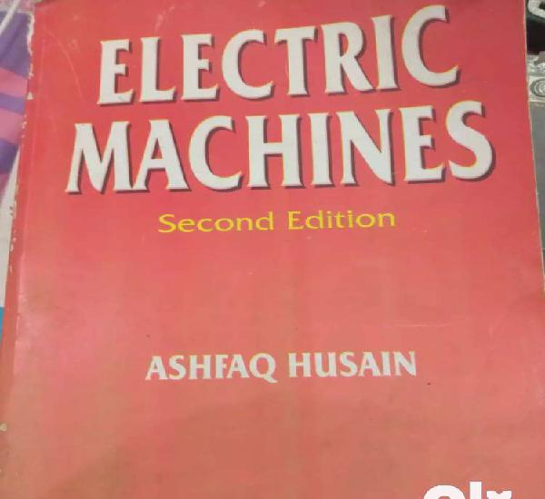Electric machines ashfaq husain