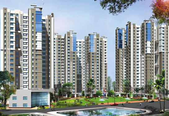 Flat for rent in active acre e m bypass