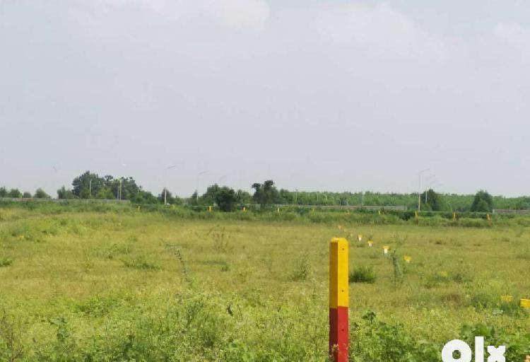 Low cost residential plots at pendyala