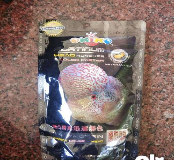 New okiko platinum food 100gm pack for 170rs