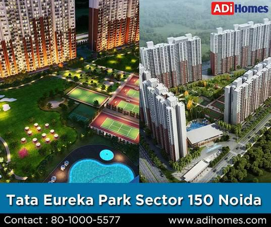 Tata eureka park sector 150 noida - real estate services