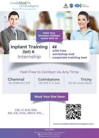inplant training in chennai for ece - lessons & tutoring