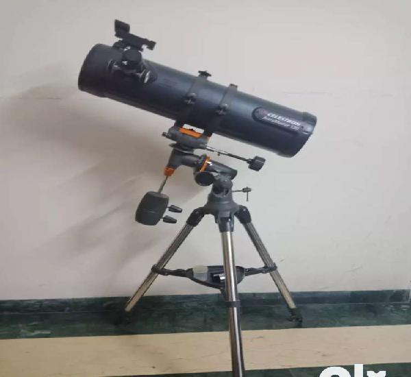 Celestron telescope+usb camera