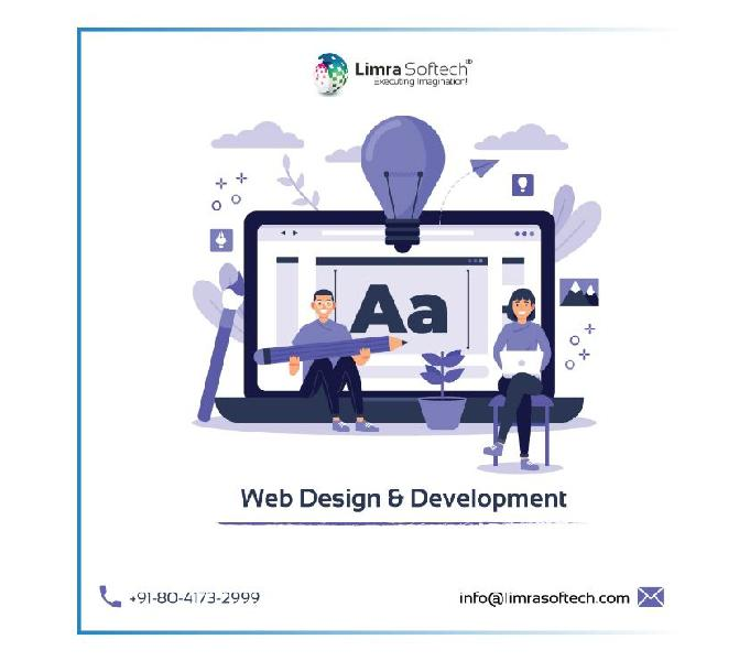 Web design and development company in bangalore