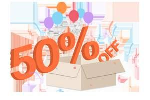 Diwali special offer ! 50% on web design & development -