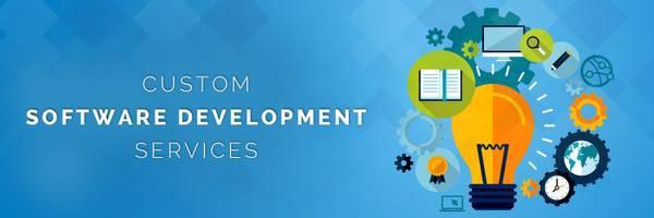 Get custom software development by top software development