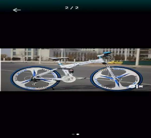 Mercedes benz cycle
