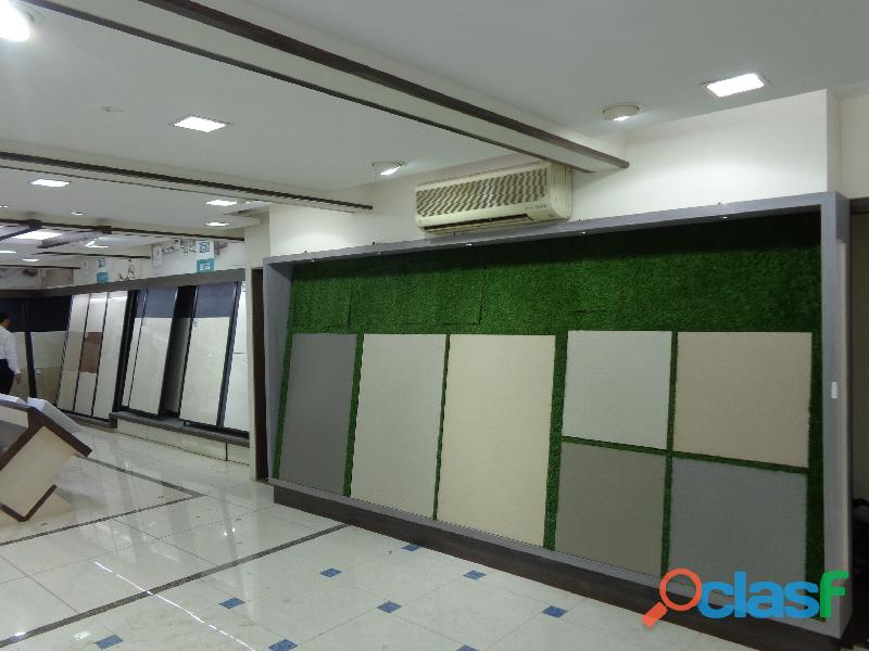 Sale of commercial retail space in begumpet