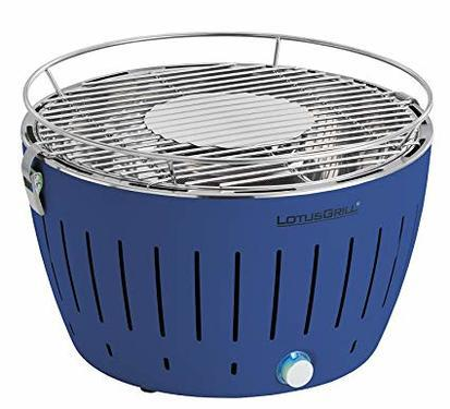 Lotus grill the smokeless charcoal grill