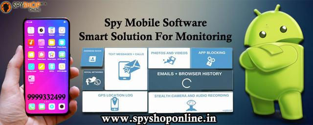 Spy mobile software in bangalore 9999332099
