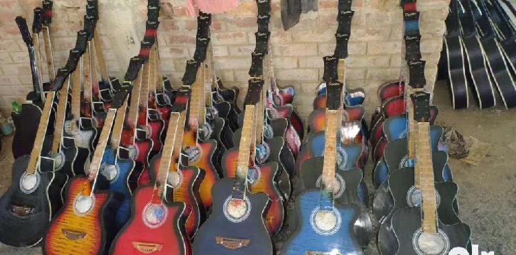 Wholesale of guitars