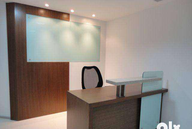 Furnished office on rent for it/advisory/ca/cs etc.