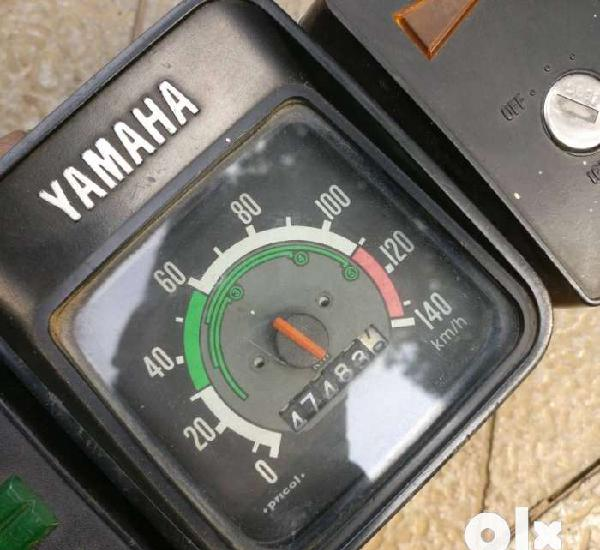 Yamaha RX 135 5SPEED original meter assembly for
