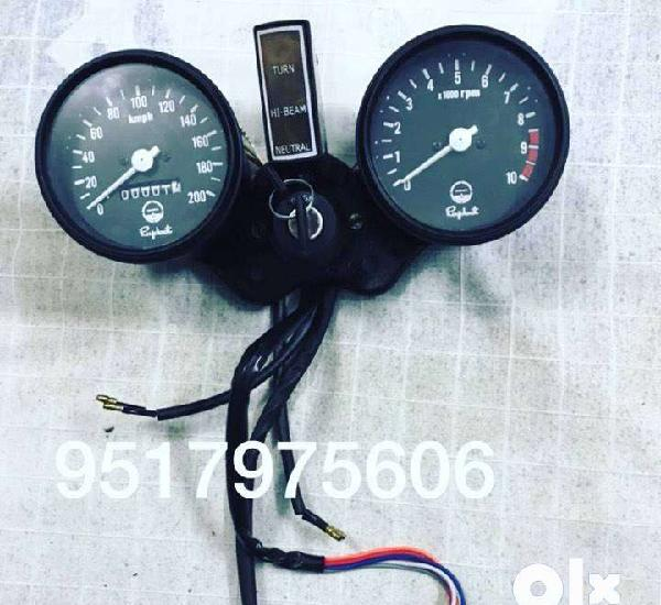 Yamaha rd 350 complete meter assembly