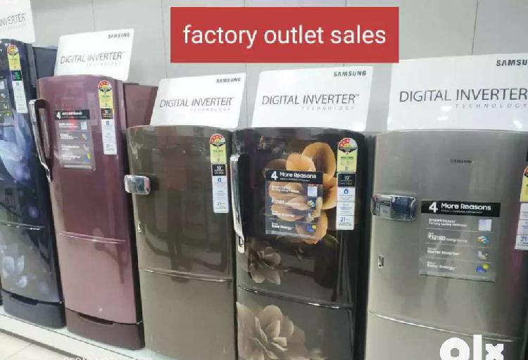 Factory outlet sales (ac, washing machine,led tv,home