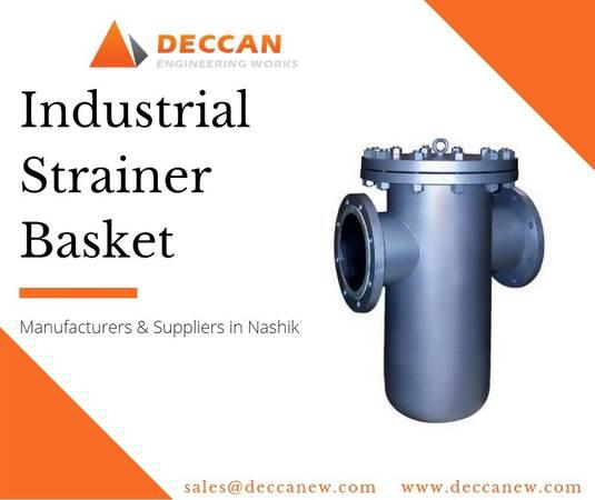 Industrial strainer basket manufacturers in nashik -