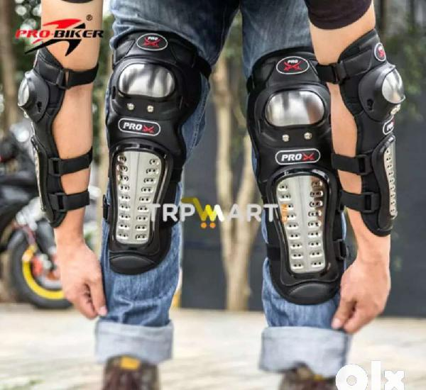 Knee elbow guards protective gear for motorbike