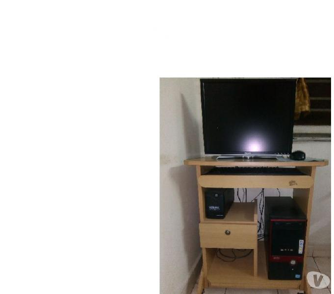For sale good i3 desktop pc with computer table