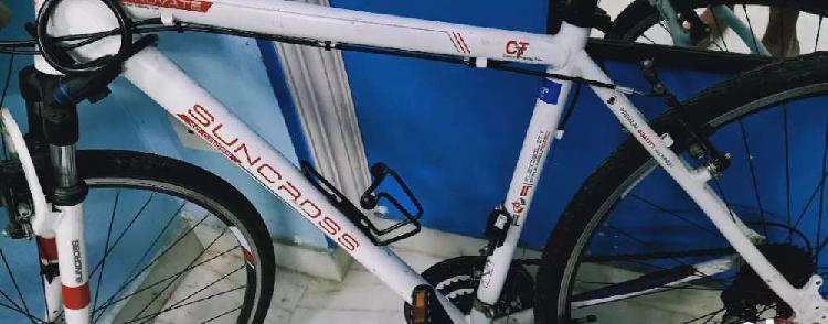 Suncross innovate hybrid bike