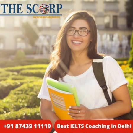 Best ielts coaching in delhi - writing / editing /