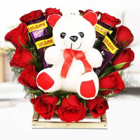 Get online flower delivery in mumbai at your doorstep -