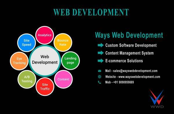 Looking for web design, web developer and app design