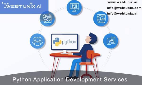 Python application development services - computer services