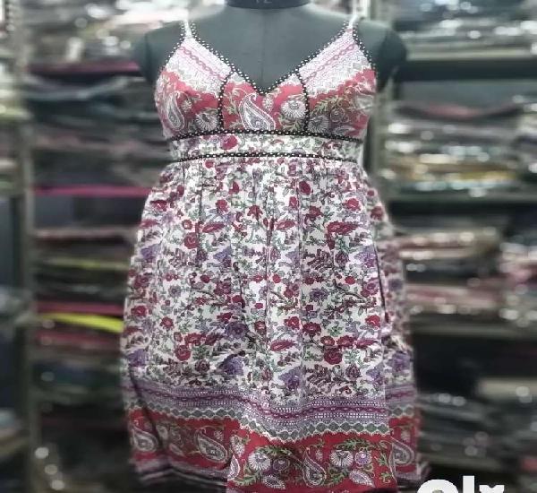 Surplus stock women's western garments