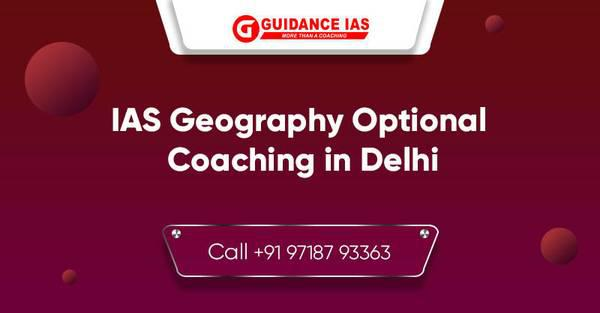 Upsc, civil services, ias geography optional coaching in