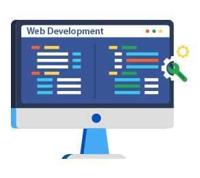 Website development services - computer services