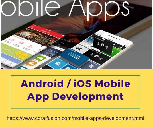 Mobile app development - computer services