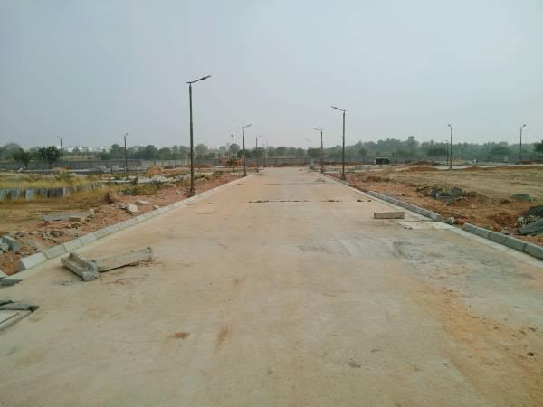 Plot at hyderabad - real estate services