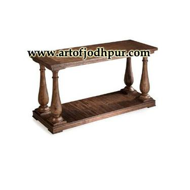 Buy online console tables in sheesham wood