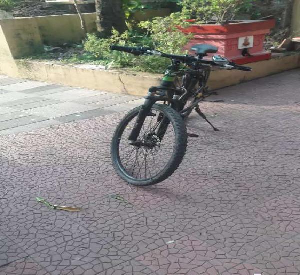 Cosmice hill rider