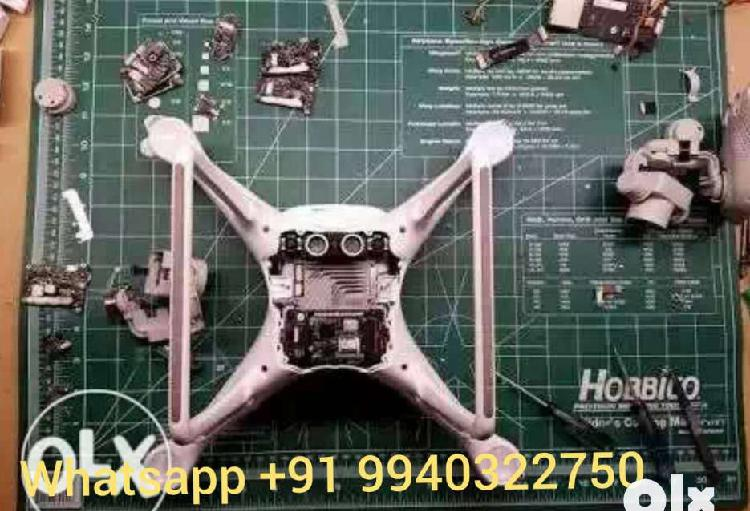 Dji drone repair service available at