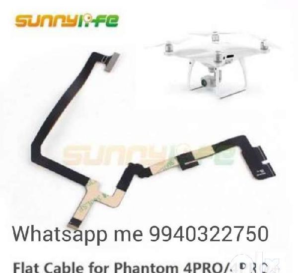 Dji phantom 4/phantom 4 pro pro + original flex cable,yaw
