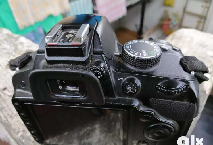 Nikond3200 with 18 55 lens