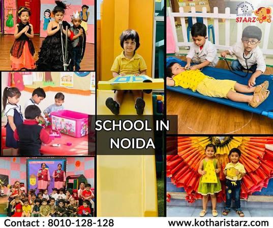 Schools in noida - creative services