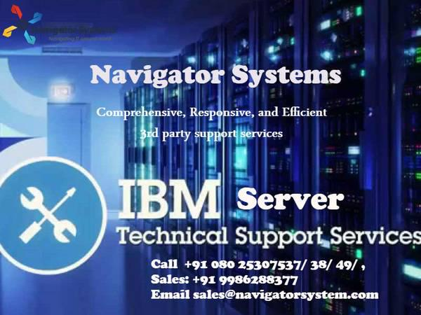 Third party maintenance and support for ibm power7 and