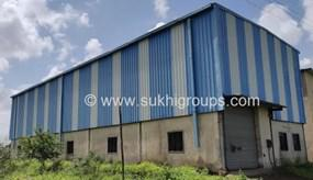 40000 sq ft industrial shed for sale at kaman