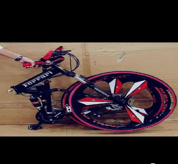 Brand new 21 gears foldable cycle
