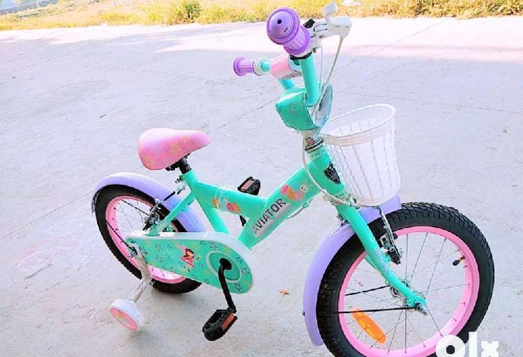 Hello bikes kids 16inch bicycle