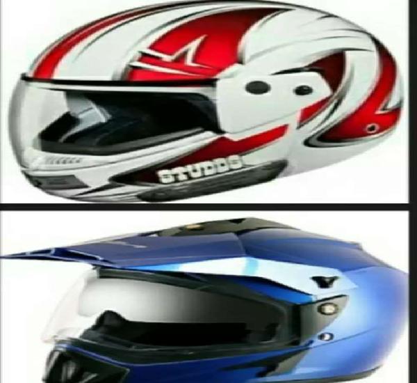 Brand two new helmet