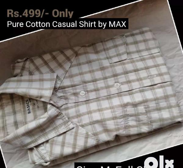 Buy any used clothes just for rs.150 size-m, waist -34
