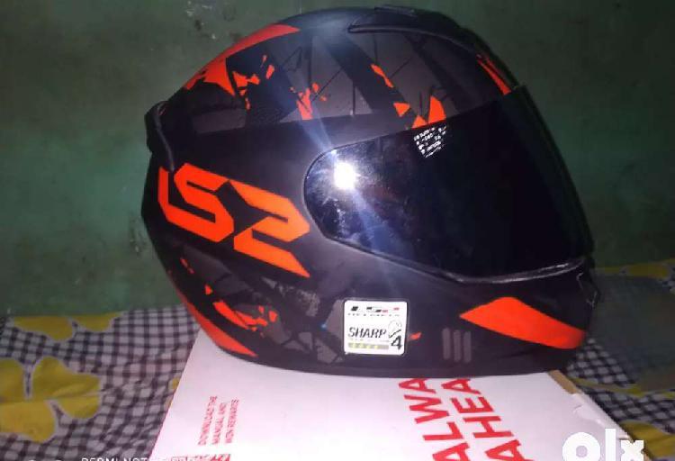 Ls2 full face premium helmet