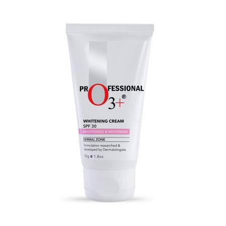 Buy O3+ Whitening cream Spf 30 online - health and beauty -