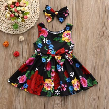 Fancy Sleeveless Party Dress - clothing & accessories - by