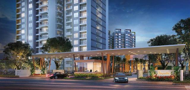Joyville by shapoorji pallonji premium 23bhk homes in gur