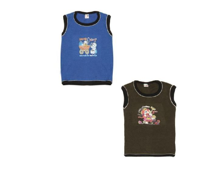 Kids cotton t-shirt (pack of 2)